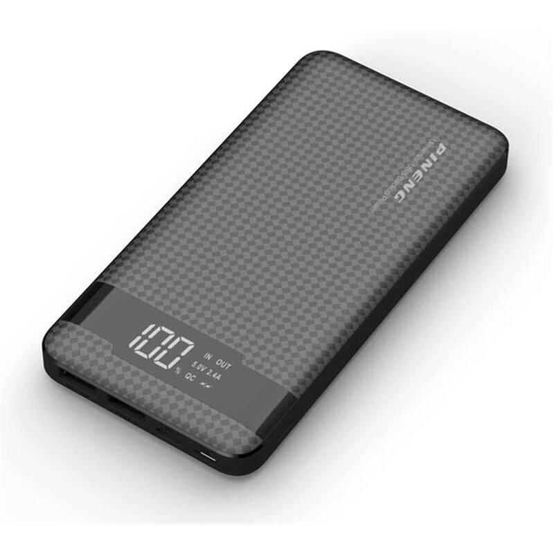 Powerbank Viking 10000mAh QC3.0, USB-C, Lightning