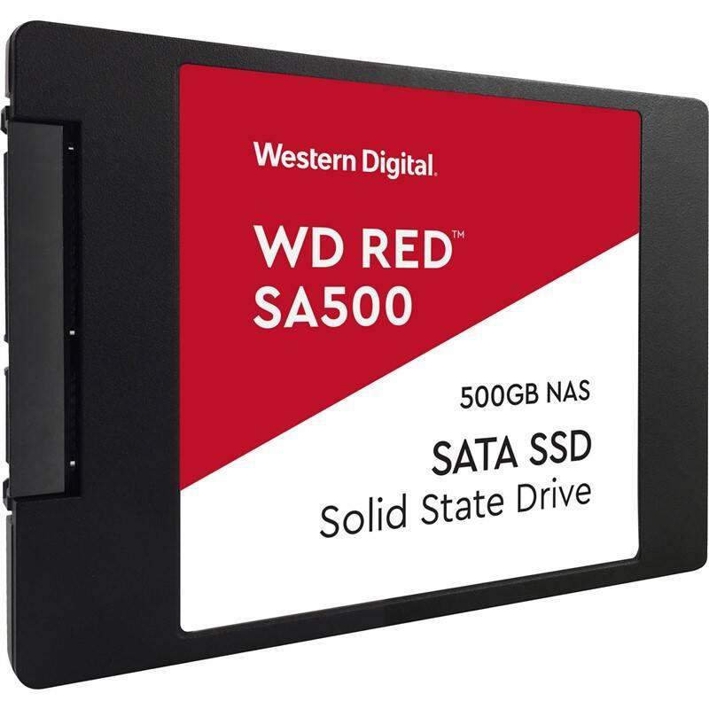 SSD Western Digital RED SA500 2,5