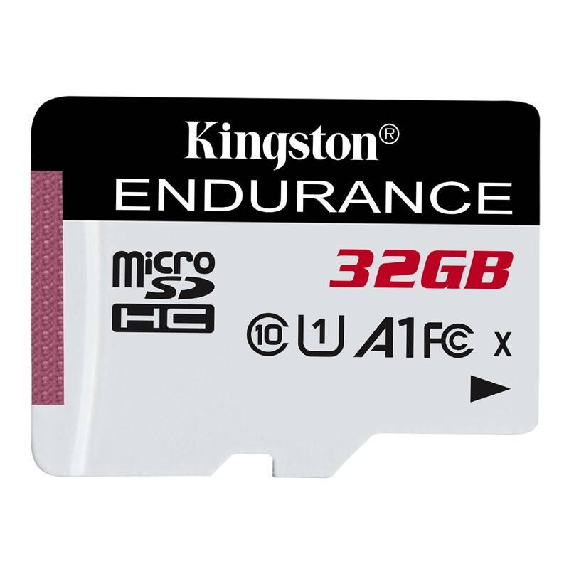 Paměťová karta Kingston Endurance microSDHC 32GB