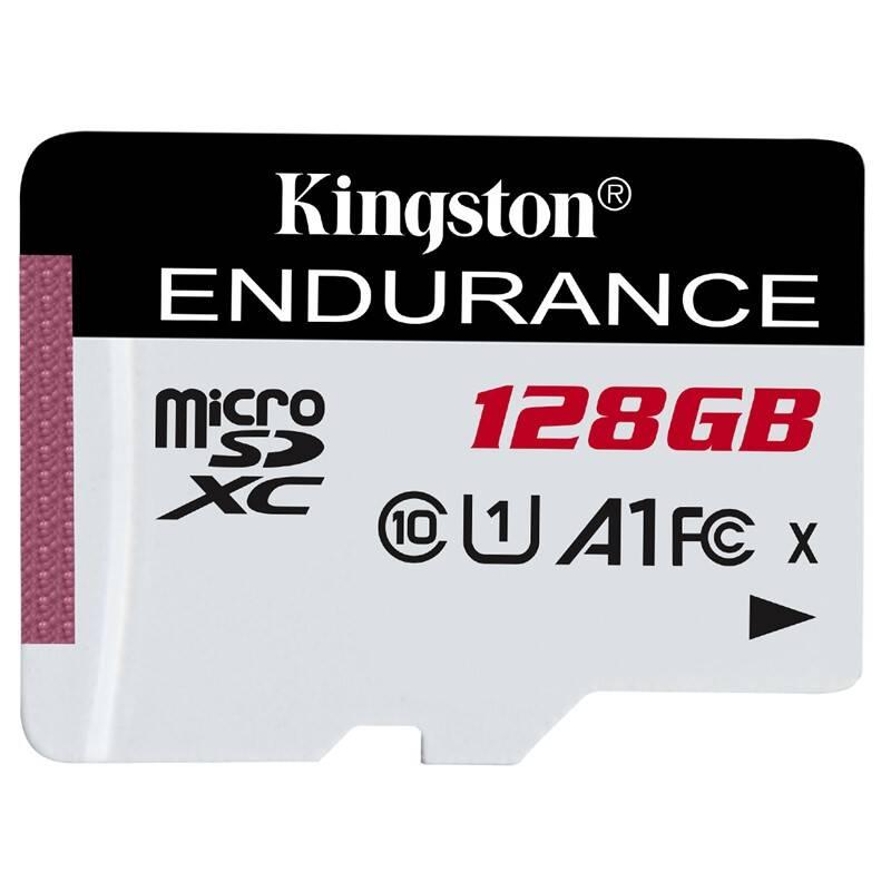 Paměťová karta Kingston Endurance microSDXC 128GB