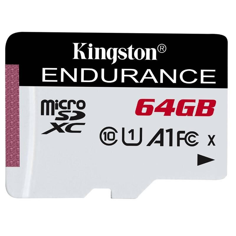 Paměťová karta Kingston Endurance microSDXC 64GB