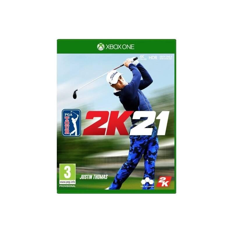 Hra Take 2 Xbox One PGA
