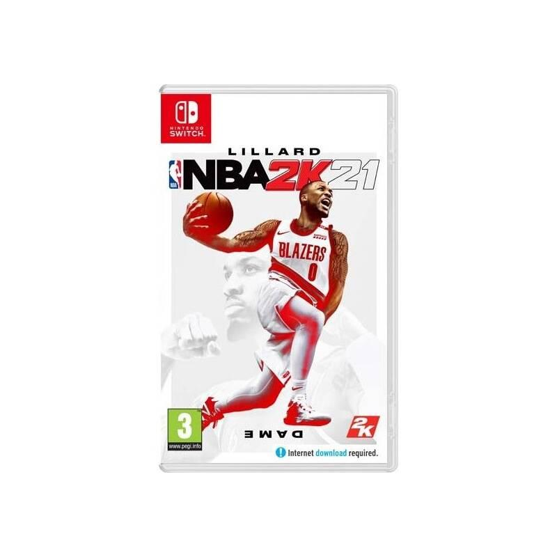 Hra Take 2 Nintendo SWITCH NBA