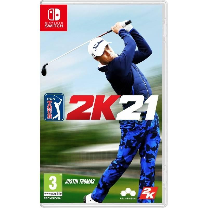 Hra Take 2 Nintendo SWITCH PGA