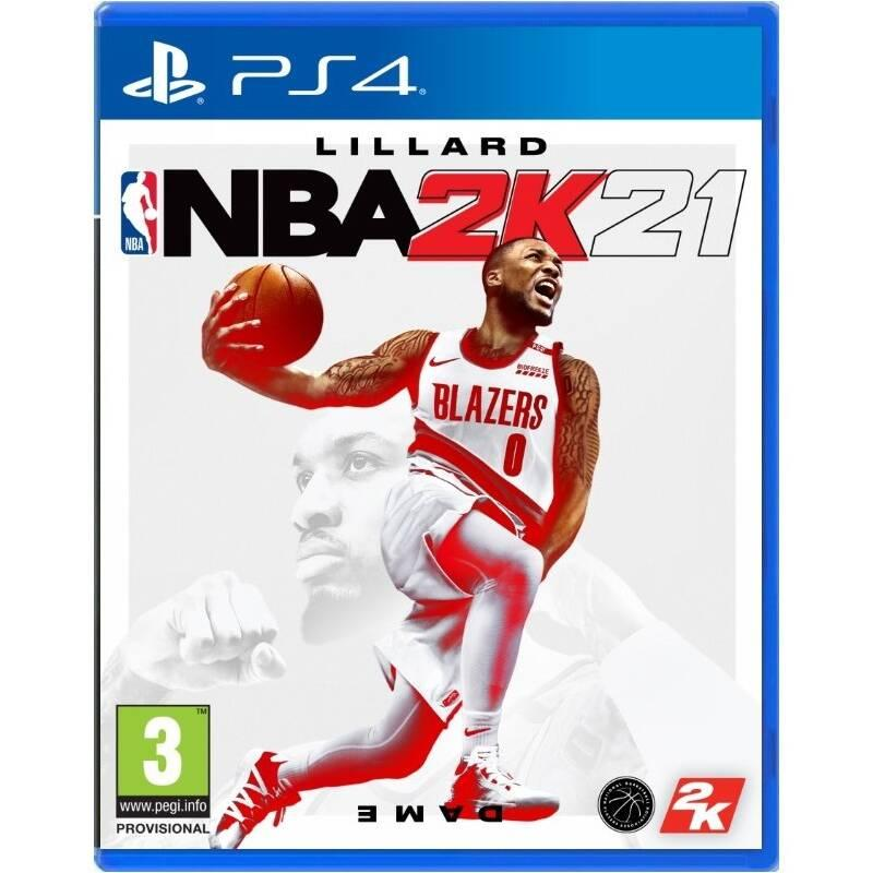 Hra Take 2 PlayStation 4 NBA