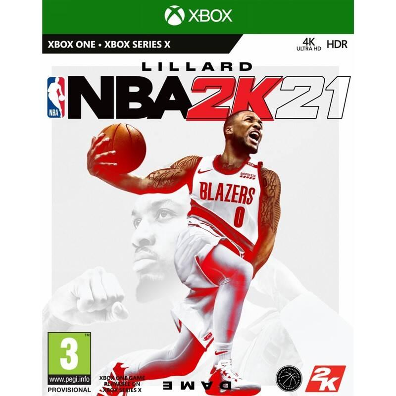 Hra Take 2 Xbox One NBA