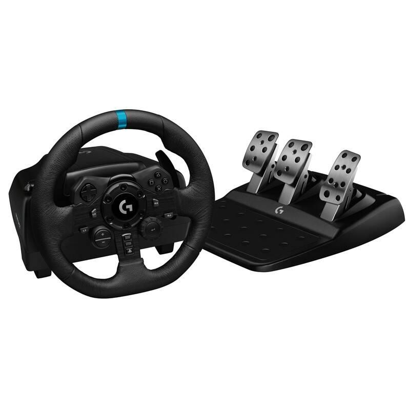 Volant Logitech G923 Racing Wheel and
