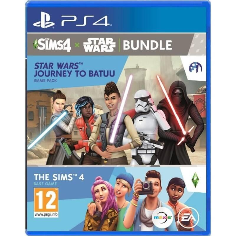 Hra EA PlayStation 4 The Sims