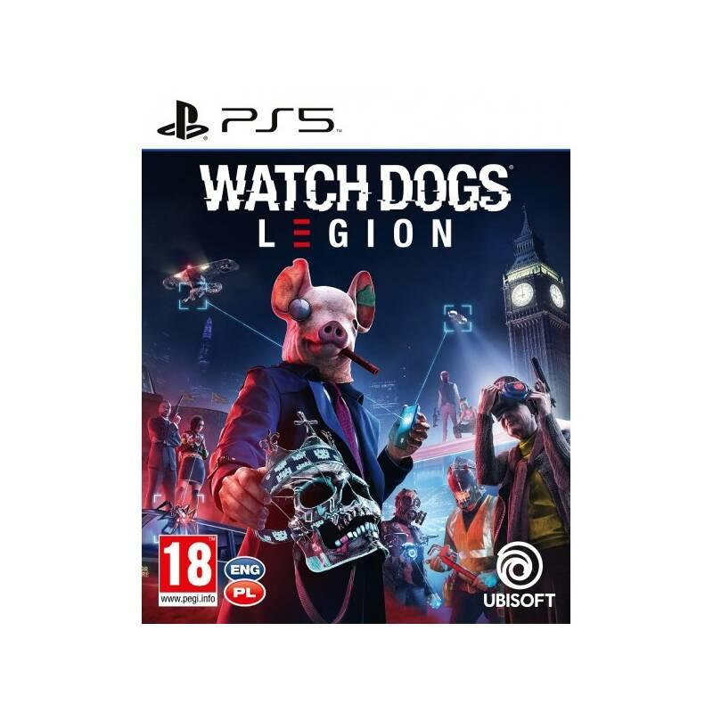 Hra Ubisoft PlayStation 5 Watch Dogs