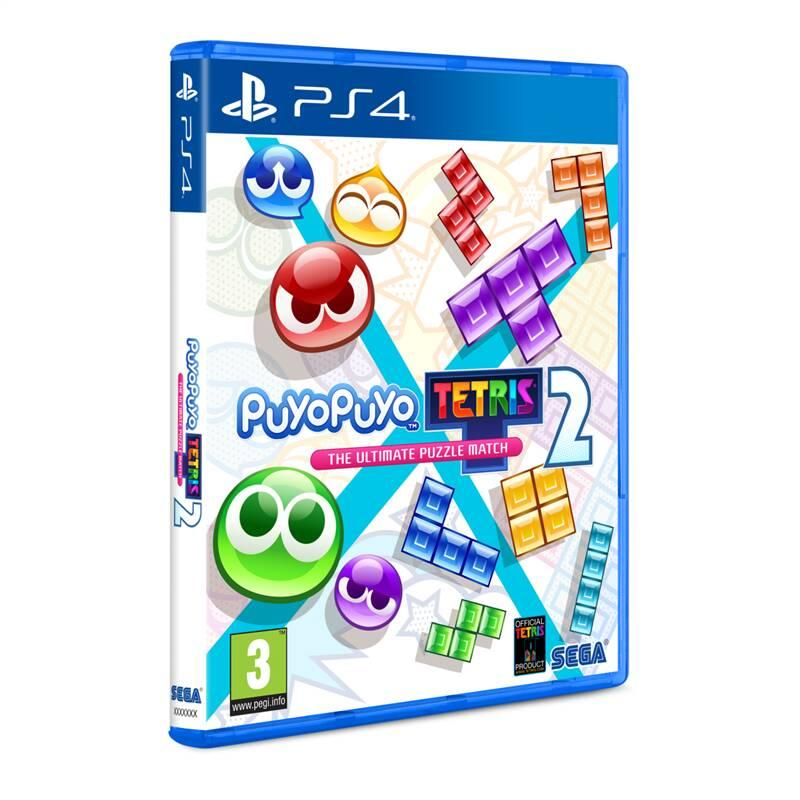 Hra Sega PlayStation 4 Puyo Puyo