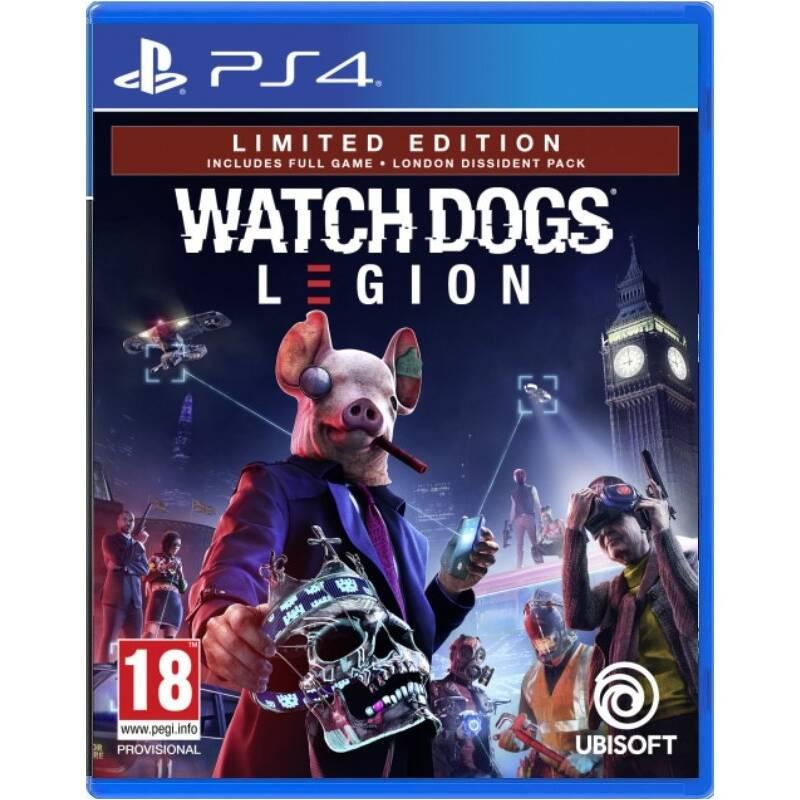 Hra Ubisoft PlayStation 4 Watch Dogs
