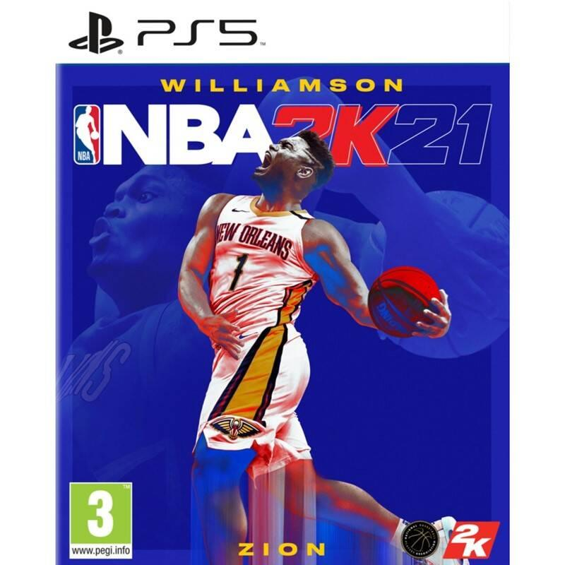 Hra Take 2 PlayStation 5 NBA
