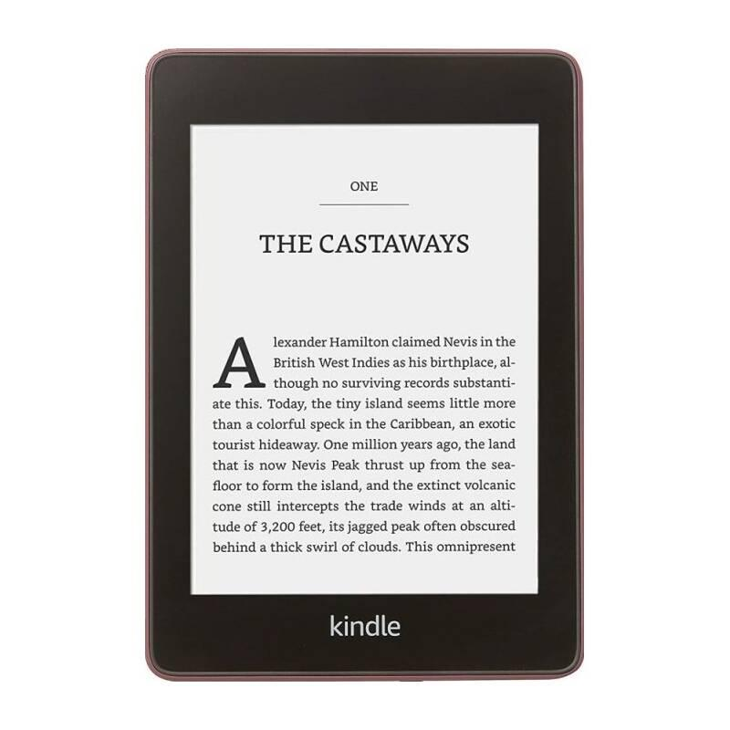 Čtečka e-knih Amazon Kindle Paperwhite 4