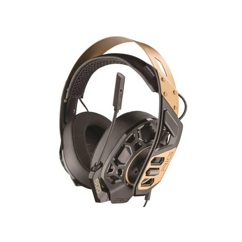Headset Plantronics RIG 500 PRO DOLBY
