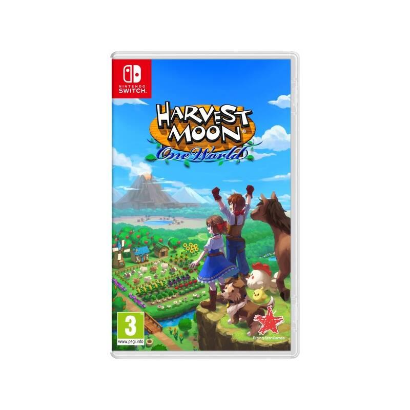 Hra Nintendo SWITCH Harvest Moon: One