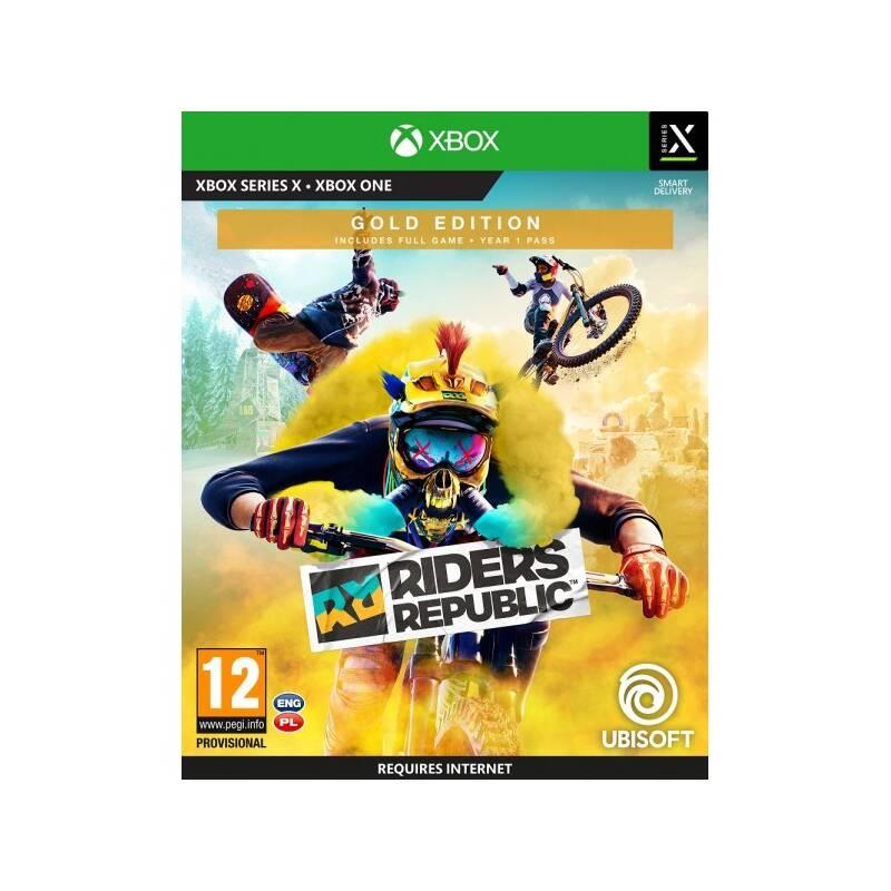Hra Ubisoft Xbox One Riders Republic